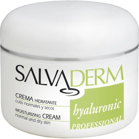 Vasconcel Salvaderm Crema Hidratante Hyaluronic 500ml