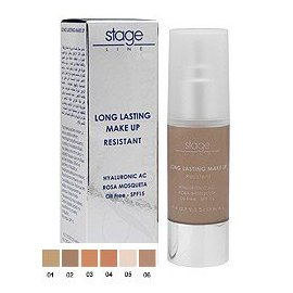 Stage Line Maquillaje Long Lasting Make up