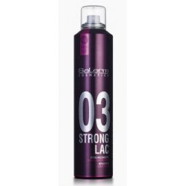 Salerm Spray Pro Line Strong Lac. Laca Fijación Fuerte 300ml