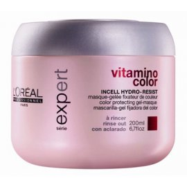 Loreal Expert Mascarilla 200ml Cabello coloreado Vitamino Color