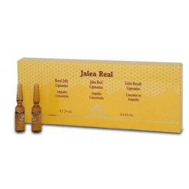 Bel Shanabel Ampollas Concentrado Jalea Real 10x2ml