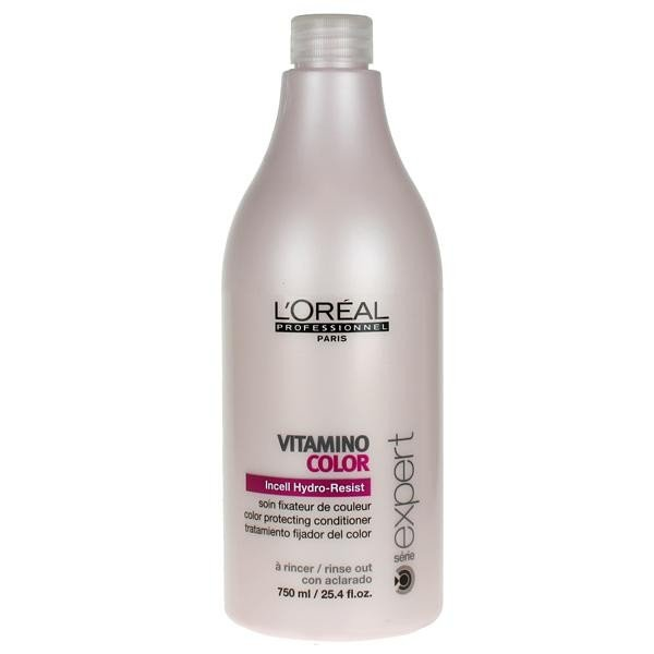 Loreal Expert Tratamiento acondicionador 750ml Vitamino Color A.OX