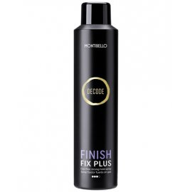 Montibello Decode Finish Fix Plus Fijador Sin Gas 250ml