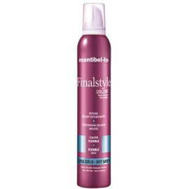 Montibello Espuma Aviva Color Caoba 300ml