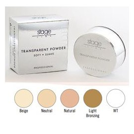 Stage Line Transparent Powder 30 ml